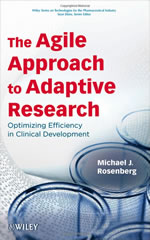 Agile Approach to Adaptive Research Cover