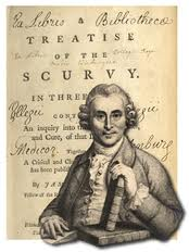James Lind Treatise on Scurvy
