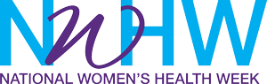 Women's Health Week Logo