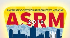ASRM Scientific Congress 2016 Salt Lake City