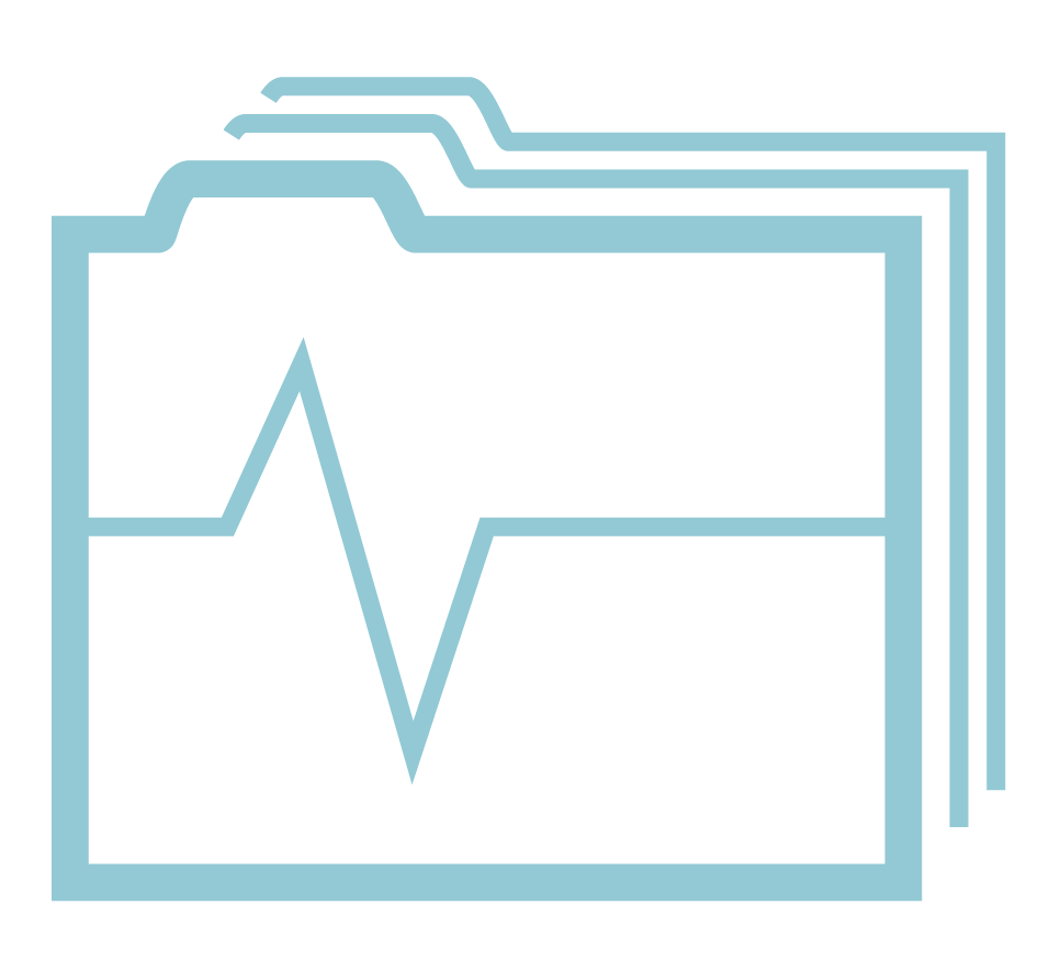 Health Decisions Data Management icon