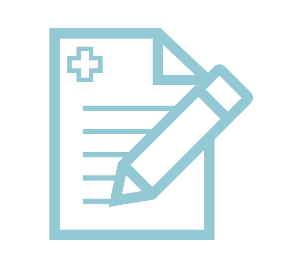 Health Decisions Study Design icon