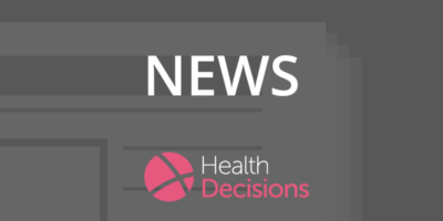 Health Decisions Corporate News Banner