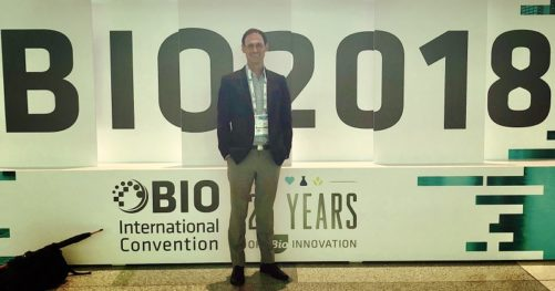 Health Decisions CEO Patrick Phillips at BIO 2018 Cropped Reduced